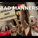Bad Manners, Bad Trends, Bad Public Policy
